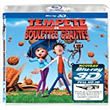 Tempte de boulettes gantes 3D - Blu-ray 3D active [Blu-ray]par Bill Hader