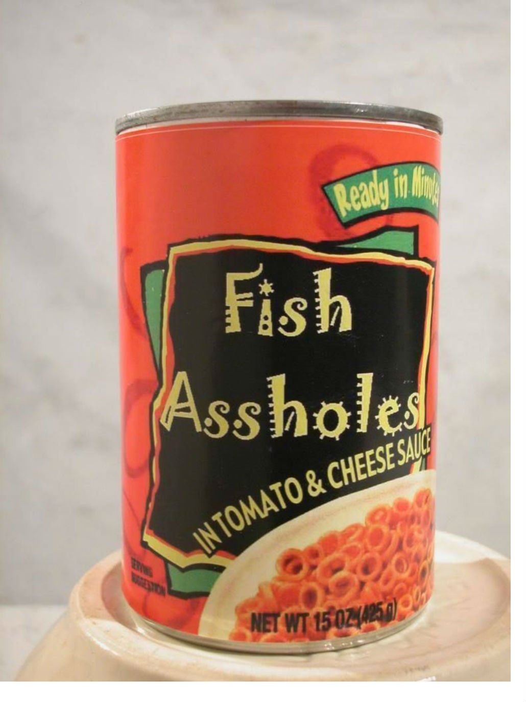 Buy Fish Assholes Now!