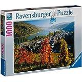 Ravensburger 19236 - Puzzle de 1000 piezas, diseño de viñedos a orillas del Rin