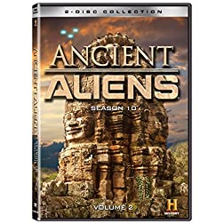 Ancient Aliens: Season 10 - Vol 2