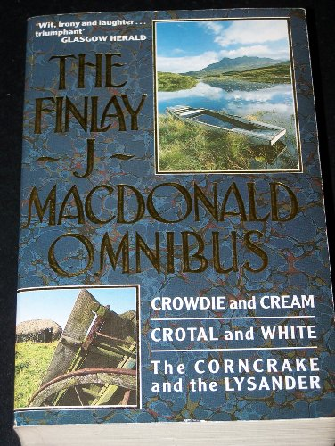 Crowdie and Cream/Crotal and White/Corncrake and the Lysander