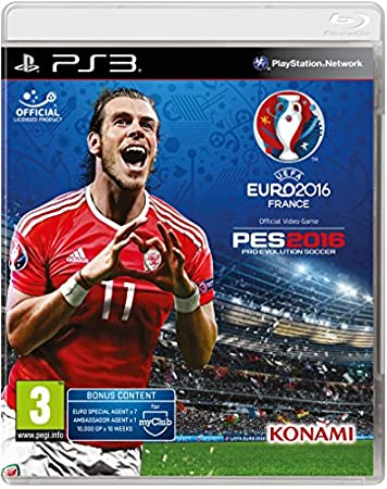 UEFA Euro 2016/Pro Evolution Soccer (PS3)