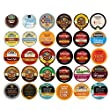 Custom Variety Pack Single Serve for Keurig K Cup Sampler, 30 Count