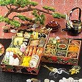三段重 和風おせち料理 梅柄重箱 お節料理【Amazon.co.jp限定】