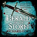 Herald of the Storm: Steelhaven, Book One (       UNABRIDGED) by Richard Ford Narrated by David Thorpe