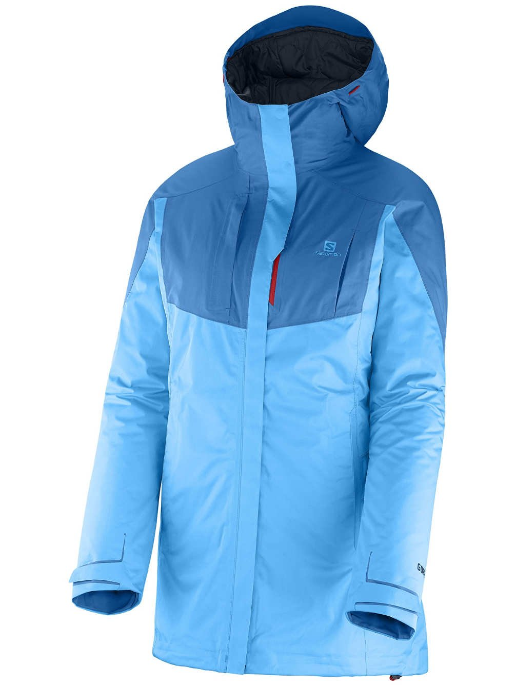 Damen Snowboard Jacke Salomon Cyclone Jacket
