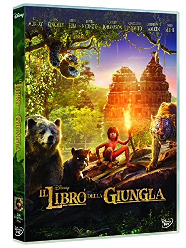 Il Libro della Giungla (DVD)