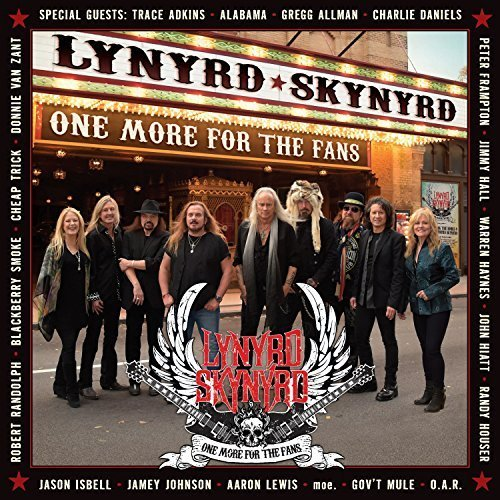 One More For The Fans (2 CD + DVD) by Lynyrd Skynyrd (2015-05-04)