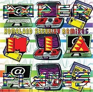 Paper Planes: Homeland Security Remixes