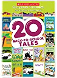 20 Back-to-School Tales: Scholastic Storybook Treasure - The Classic Collection