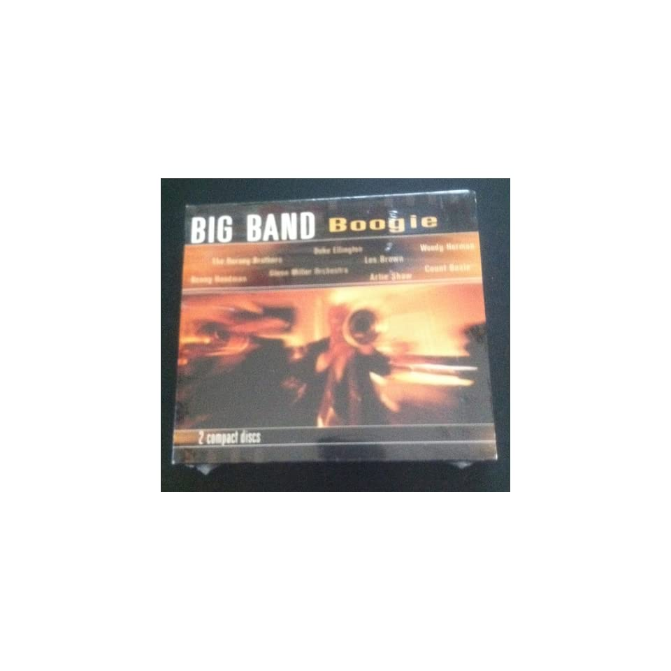 Big Band Boogie & Best of the Big Bands Various Music