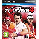 Top Spin 4 (PS3)by Take 2 Interactive