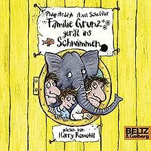 Familie Grunz gerät ins Schwimmen (Familie Grunz 2) Hörbuch von Philip Ardagh Gesprochen von: Harry Rowohlt