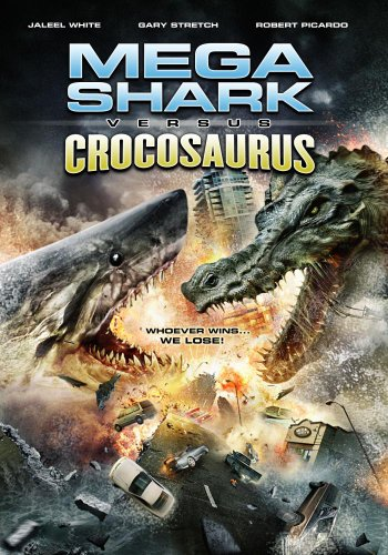 Mega Shark Vs Crocosaurus [Reino Unido] [DVD]