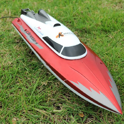 SYMA 7009 Radio Control RC Single Motor Paddle Servo R/C Racing SUPER FAST Powerful Speedboat
