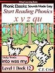 Start Reading Phonics 1.12 (x y z qu)...