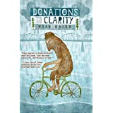 Donations to Clarity ~ Noah Baird
