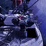 【Amazon.co.jp限定】宇宙戦艦ヤマト2199 星巡る方舟 アートキャンバス(発艦!α2)