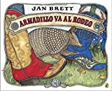 Armadillo va al rodeo (Spanish Edition)