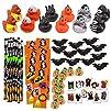 156 Piece Mega Halloween Toy Novelty…