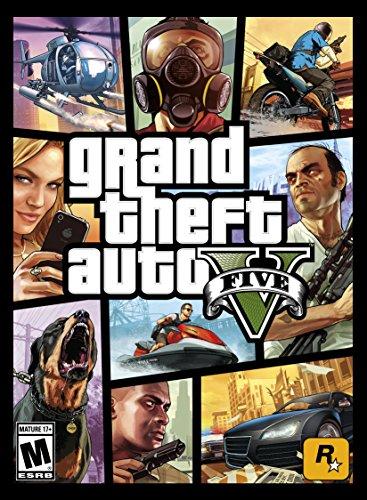 PC版:Grand Theft Auto V(日本語版) [オンラインコード] [ダウンロード]