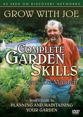 Grow With Joe - Complete Garden Skills With Joe Maiden [DVD] [1995] [NTSC]