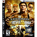 WWE Legends Of Wrestlemaniaby THQ