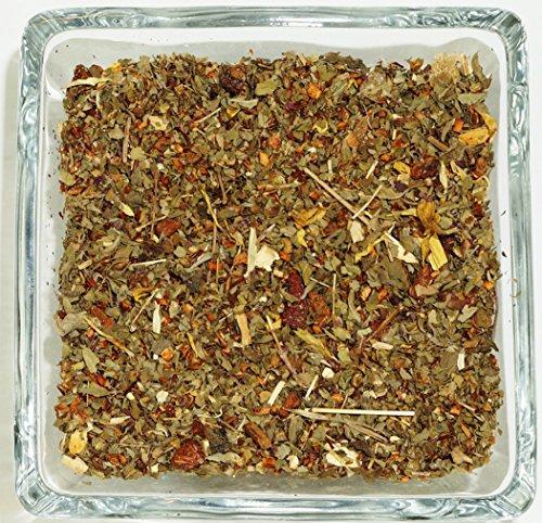 Lovetea Loose Leaf Wellness Tea Tulsi Apple Pear - 8 Ounces
