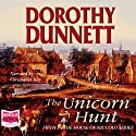 The Unicorn Hunt Audiobook by Dorothy Dunnett Narrated by Christopher Kay
