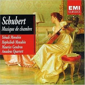 Schubert - Musique de chambre