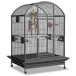 Grande Castell - Antik von Montana Cages frachtfrei Papageienkäfig XXXL