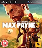 Max Payne 3 Playstation 3 PS3