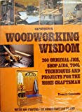 img - for Capotosto's Woodworking Wisdom: 200 Original Jigs, Shop AIDS, Tool Techniques, And Projects for the Home Craftsman book / textbook / text book