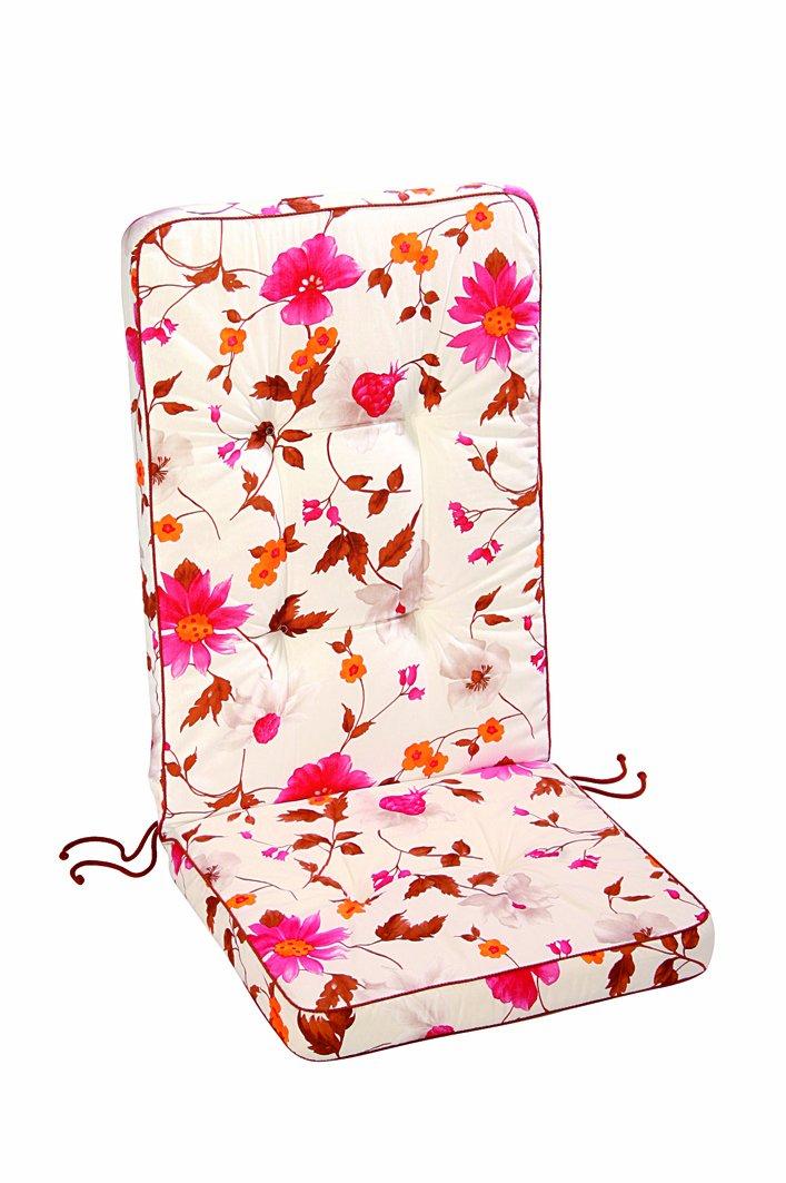 Best 3201043 Sesselauflage hoch Stegform 120 x 50 x 8 cm, D.1043 günstig online kaufen
