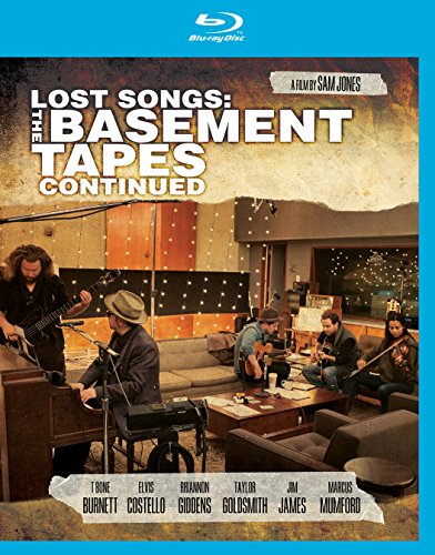 Lost Songs: The Basement Tapes Continued [Blu-ray] [Import]