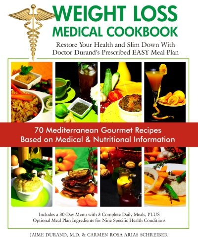 Weight Loss Medical Cookbook (Volume 2)