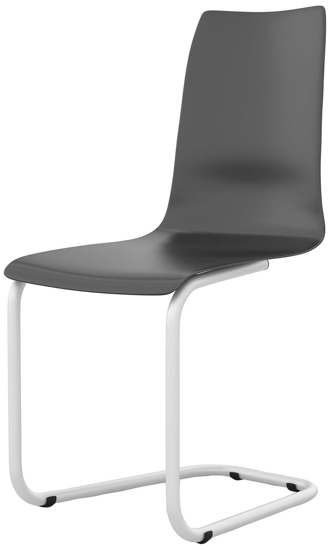Tojo 151011041 Stuhl, 70 x 30 x 40 cm, Leder, Schwarz bestellen
