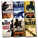 Andy Mcnab Nick Stone Thriller Series Collection Andy McNab 6 Books Set