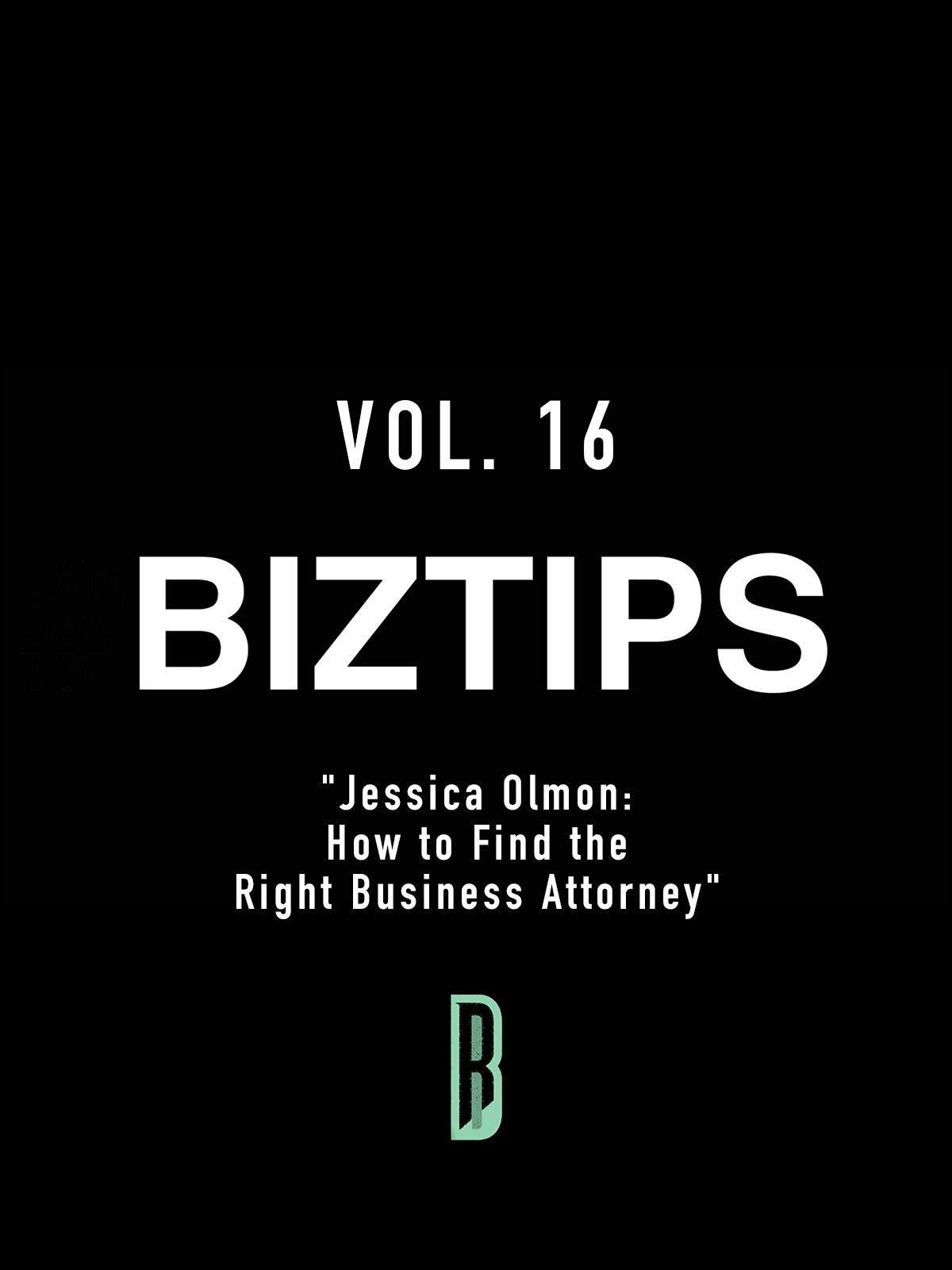 BizTips Vol. 16