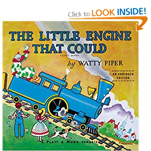 The Little Engine That Could (Little Letters)