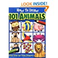 How to Draw 101 Animals (How to Draw 101)