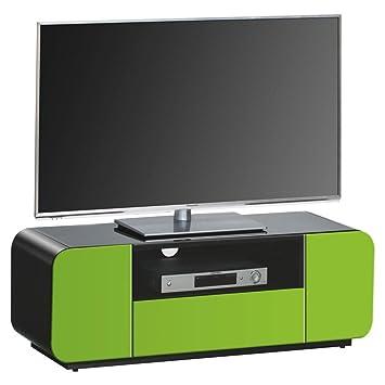XXXL TV-element, para pared, 150 x 38 x 40 cm, de metal