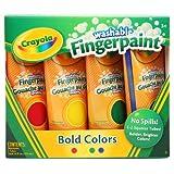 Toddler Friendly Finger Paint