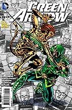 Green Arrow #39 by Andrew Kreisberg