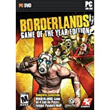 Borderlands Game Of The Year - PC