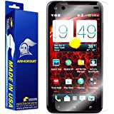 ArmorSuit MilitaryShield - HTC DROID DNA Screen Protector Shield + Lifetime Replacements