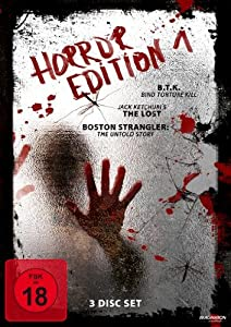 Horror Edition 1 (B.T.K./Jack Ketchum's The Lost - Teenage Serial Killer/The Boston Strangler) (3 Disc Set) [Collector's Edition]