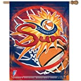 WNBA Connecticut Suns 27-by-37-Inch Vertical Flag