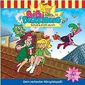 Schubia dreht durch (Bibi Blocksberg 76)   Ulf Tiehm