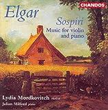 Elgar: Violin Sonata, / Offertoire / Sursum Corda / Salut D'Amour / Mot D'Amour